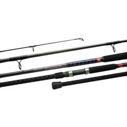 Daiwa Emcast Surf Casting Rod Xxh 12'l 30 60 Lb Line Weight 9 Guides Pieces, Baitcasting Fishing Rods for Boats & Yachts