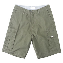 O'neill Men's Good Fortune Walk Shorts Army Green 38, Men's Boating Casual Constructed Shorts
