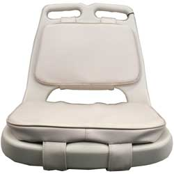 Attwood Offshore Seat With Pads, Boat Helm & Fishing Seats