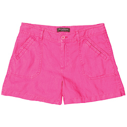 Tommy Bahama Women's Two Palms 5'' Shorts Rose Bed 6, Women's Boating Casual Shorts