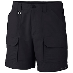 Columbia Men's Permit Ii 10'' Shorts Fossil 38, Men's Boating Technical Constructed Shorts