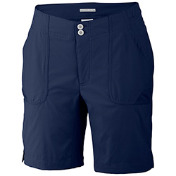 Columbia Women's Ultimate Catch Shorts Navy 12, Women's Boating Performance Shorts