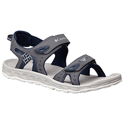 Columbia Men's Pfg Techsun Flip 3 Sandals Charcoal/navy 10, Men's Boating Sandals