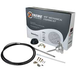 Teleflex Xtreme Nfb Steering Kit 11', Mechanical Steering for Boats & Yachts