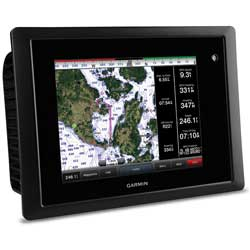 West Marine Gpsmap 8208 Glass Helm Multi Function Display Us Detailed, Network Displays for Boats & Yachts