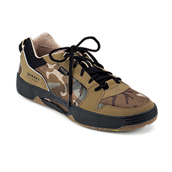 Sperry Top Sider Men's Son R Pong Sneakers Black/blue Camo 8 5, Men's Boating Technical Shoes