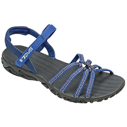 Teva Women's Kayenta Studded Sandals Blue 9, Women's Boating Sandals