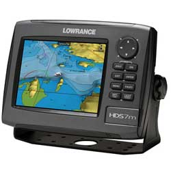 Lowrance Hds 7m Gen2 Multifunction Chartplotter, Network Displays for Boats & Yachts