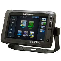 Lowrance Hds 9m Gen2 Touch Chartplotter (usa), Network Displays for Boats & Yachts