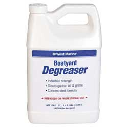 West Marine Boatyard Degreaser Gallon, Specialty Cleaners for Boats & Yachts