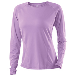 West Marine Women's Captain Tech Long Sleeve Tee Peacock Xs, Women's Boating Knit Performance Long-Sleeve Shirts