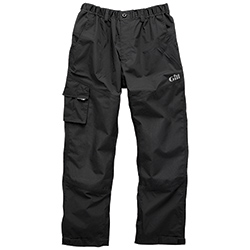 Gill Men's Waterproof Sailing Trousers Silver 2xl, Men's Boating Dinghy FWG Bottoms