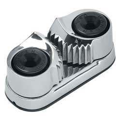 Harken Stainless Steel Offshore Cam Matic Cleat, Cam & Clam Cleats for Boats & Yachts