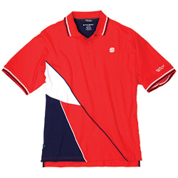 West Marine Men's Crew Sail Polo Red 2xl, Men's Boating Polo Shirts