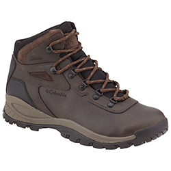 Columbia Men's Newton Ridge Plus Boots Dark Brown 11 5, Men's Boating Boots
