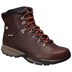 Columbia Men's Combin Outdry Boots Dark Brown 10 5, Men's Boating Boots