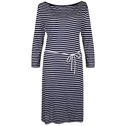 Henri Lloyd Womne's Deasia 3/4 Sleeve Dress Lychee, Women's Boating Short Dresses