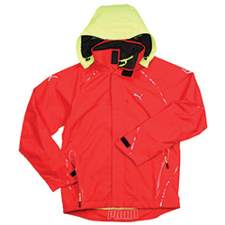 Puma Men's Deck Jacket Red L, Men's Boating Inshore FWG Tops