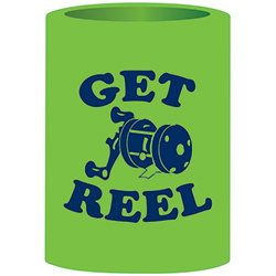 Boatmates Get Reel Can Koozie, Boat Drink Holders