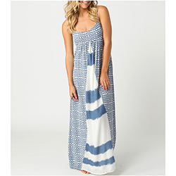 O'neill Women's Lagoon Maxi Dress Blue/white 9, Women's Boating Graphic Short-Sleeve Tees