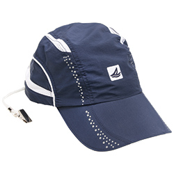 Sperry Top Sider Men's Uv Water Sport Cap White, Boating Technical Hats