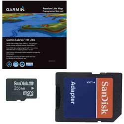 Garmin Lakev├Δ┬ψ├Γ┬┐ Hd Ultra North Central U s Microsd/sd, Electronic Charts for Boats & Yachts
