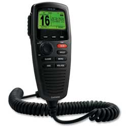 Garmin Ghs 10 Handset Mic Black, Communication Accessories for Boats & Yachts