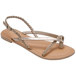 O'neill Women's Pipeline Sandals Champagne 6, Women's Boating Flip Flops