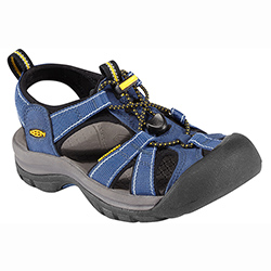 Keen Women's Venice H2 Sandals Petrol/twilight 6, Women's Boating Sandals