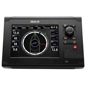 B&g Zeus Touch T7 Sailing Mfd, Network Displays for Boats & Yachts