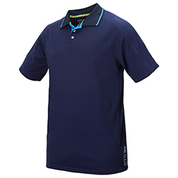 Sperry Top Sider Men s Technical Tipped Polo Navy 2xl, Men's Boating Polo Shirts