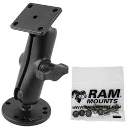 Ram Mounts Garmin Gpsmap 640/620 Mount Kit, Electronics Mounts for Boats & Yachts