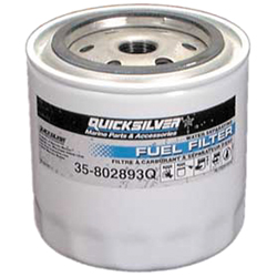 Mercury Marine Water Separating Fuel Filter 25 Micron O/b And Mercruiser Only, Fuel Systems for Boats & Yachts