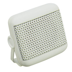 West Marine External Waterproof Vhf Speakers 4 1/2'', Communication Accessories for Boats & Yachts