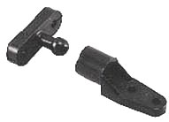Perko Nylon Stud & Socket Catch, Boat Catches & Latches