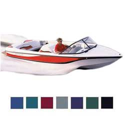 Taylor Made Competition Ski Boat Cover I/o Burgundy Hot Shot 18'5'' 19'4'' 84'' Beam, Sturdy Boat Covers