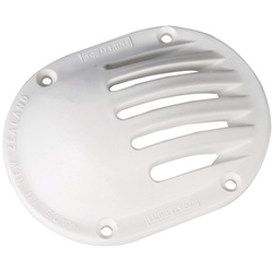 Forespar Marelon Intake Scoop Strainers 3/4'' Max Thru Hull Size, Valves, Inlets & Strainers for Boats & Yachts
