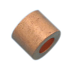 West Marine Copper Stop Sleeves 3/16'' Package Of 4, Rigging Terminals for Boats & Yachts