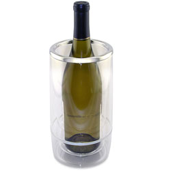 Epic Products Clear Wine Cooler, Boat Tableware