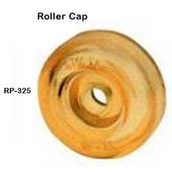Stoltz 3'' Roller Cap (rp 325), Bunks & Rollers for Boats & Yachts