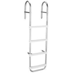 Garelick Latch Type Boarding Ladder, Dock Boarding Ladders for Boats & Yachts