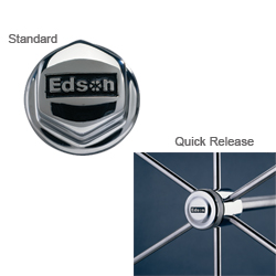 Edson Marine Wheel Nuts Quick Release, Rudder Hardware for Boats & Yachts