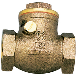 Seafit Bronze Check Valves 1'', Valves, Inlets & Strainers for Boats & Yachts