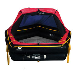 Plastimo Offshore Plus Life Raft 8 Person With Valise, Life Rafts for Boats & Yachts
