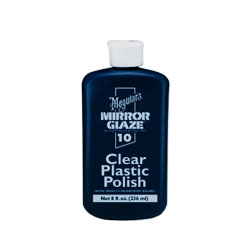 Meguiars Mirror Glaze Plastic Polish, Specialty Cleaners for Boats & Yachts