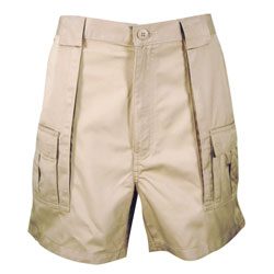 Weekender Men's Trader Shorts Extended Sizes 44 To 54 Sand, Men's Boating Casual Constructed Shorts