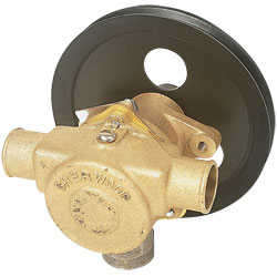 Sherwood Cooling Pumps Volvo Penta Omc 3852398 For 6 Cyl, Engine Water Pumps & Parts for Boats & Yachts