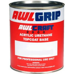 Awlgrip Awlcraft 2000 Acrylic Urethane Topcoat (professional Application Only) F5014 Flag Blue Gal, Topside Paint for Boats & Yachts