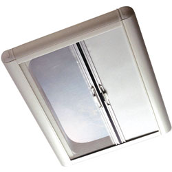 Oceanair Surface Skyscreens 20'' X Shade/screen Fits Lewmar Hatches Beige, Hatch Accessories for Boats & Yachts