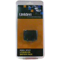 Uniden Voyager Replacement Li Ion Battery Pack, Communication Accessories for Boats & Yachts